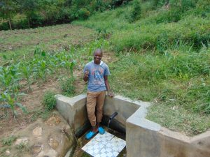 The Water Project:  Mathew Oketch