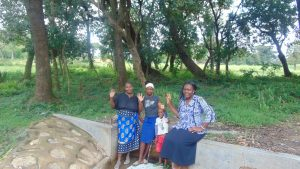 The Water Project:  Mama Judith Cherono Rutoh And Field Officer Karen Maruti