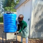 The Water Project: Lwanga Itulubini Primary School -  Handwashing