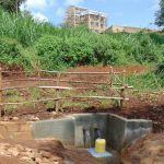 The Water Project: Lutonyi Community, Lutomia Spring -  Completed Spring