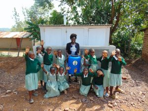 The Water Project:  Hooray For Handwashing