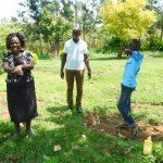 The Water Project: Ikonyero Community, Amkongo Spring -  Handwashing Demonstration