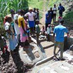 The Water Project: Buyangu Community, Osundwa Spring -  Site Management Training