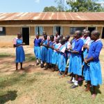 The Water Project: Kimangeti Primary School -  Student Leads Dental Hygiene Activity