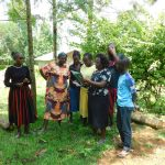 The Water Project: Ikonyero Community, Amkongo Spring -  Group Discussion