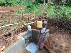 The Water Project:  Full Of Clean Water