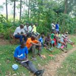 The Water Project: Shihungu Community, Shihungu Spring -  Participants