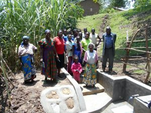 The Water Project:  Happy Group