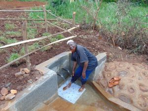 The Water Project:  Feeling The Fresh Water