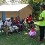 The Water Project: Buyangu Community, Osundwa Spring -  Training Is For All Ages