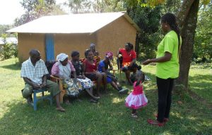 The Water Project:  Training Is For All Ages