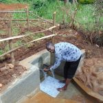 The Water Project: Lutonyi Community, Lutomia Spring -  Feeling The Fresh Water