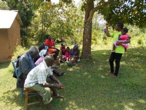The Water Project:  Trainer Christine Masinde In Action