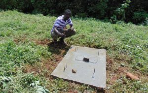 The Water Project:  New Sanitation Platform Owner