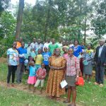 The Water Project: Shihungu Community, Shihungu Spring -  Training Complete