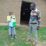 The Water Project: Sasala Community, Kasit Spring -  Say Ah Dental Hygiene Training