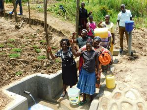 The Water Project:  At The New Spring To Fetch Water