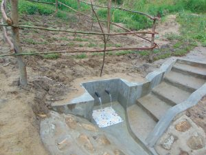 The Water Project:  Completed Kasit Spring