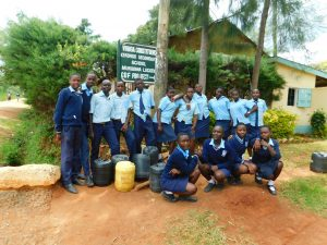 The Water Project:  Finally At The School Gates