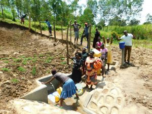 The Water Project:  Fetching Fresh Water