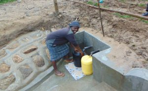 The Water Project:  Happy Fetching Clean Water