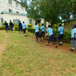 The Water Project: Kerongo Secondary School -  Delivering Their Water To School