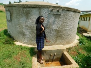 The Water Project:  Michelle Lugotso