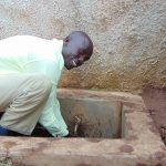 The Water Project: Gemeni Salvation Primary School -  Teacher Mr Jack Wegulo