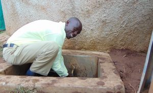 The Water Project:  Teacher Mr Jack Wegulo