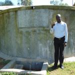 The Water Project: St. John Cheptech Secondary School -  Teacher Mr Alexander Idache