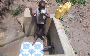 The Water Project:  Thumbs Up For Clean Drinking Water