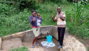The Water Project:  Mercy And Field Officer Wilson Kipchoge