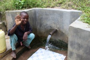 The Water Project:  Robinson Yanga