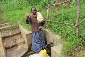The Water Project:  Judith Fetching Water