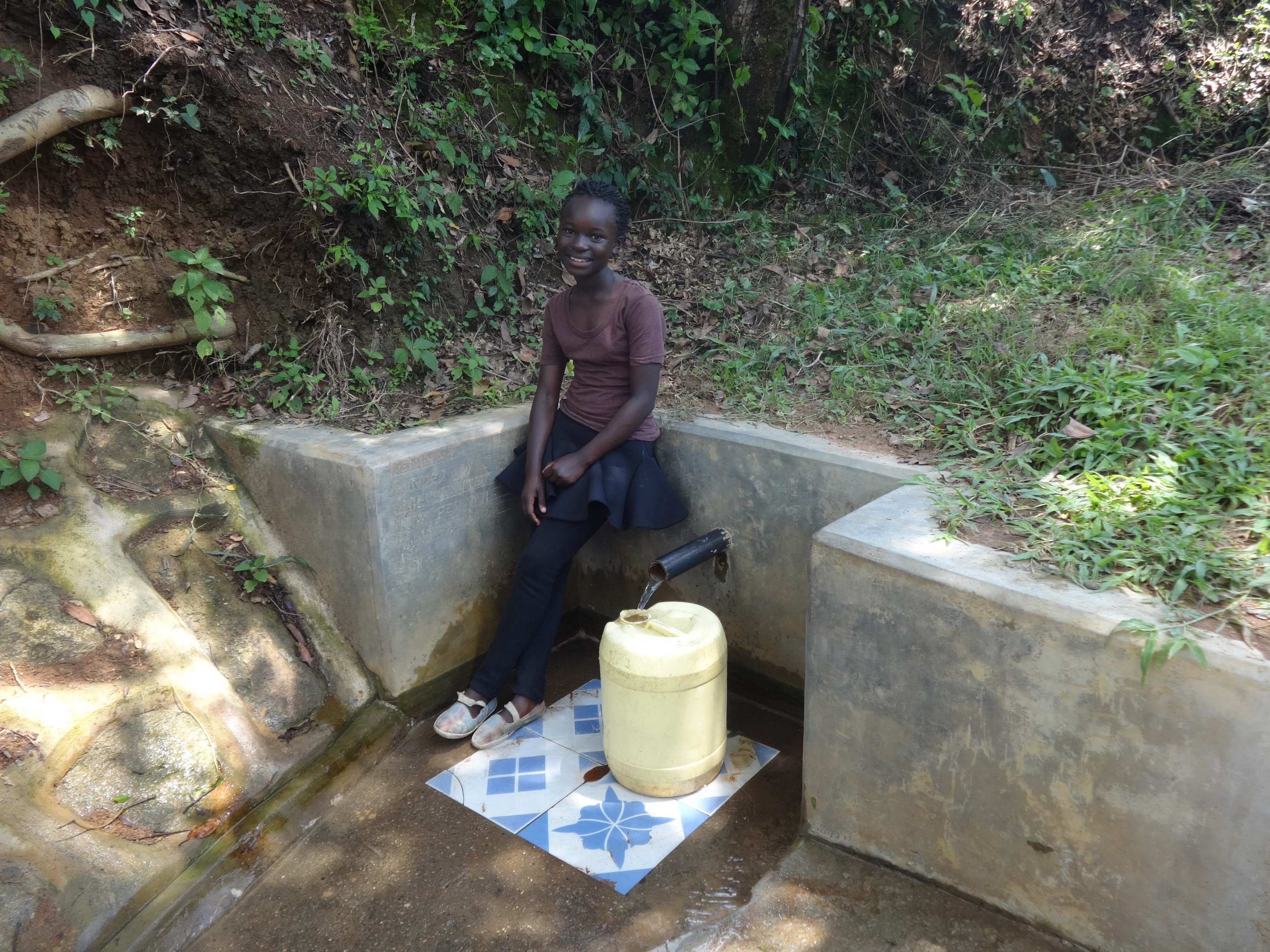 The Water Project : 3-kenya18164-babra-kati