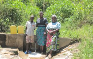 The Water Project:  Joseph Field Officer Betty And Violet