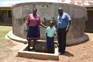 The Water Project:  Emmah Wekesa John Bosco Obonyo And Kennedy Wesonga
