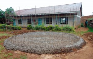 The Water Project:  Rain Tank Foundation