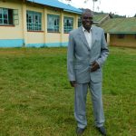 The Water Project: Kerongo Secondary School -  Mr Wycliffe Amadi