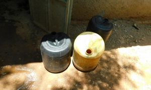 The Water Project:  Water Fetching And Storage Containers