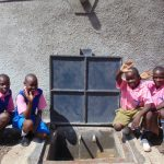 The Water Project: Kimangeti Primary School -  Happy Faces At The New Tank