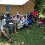 The Water Project: Buyangu Community, Osundwa Spring -  Participants Respond To The Training