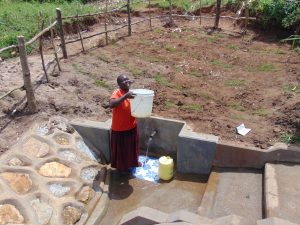 The Water Project:  Mounting Clean Water To Go Home