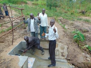 The Water Project:  Smiles And Thumbs Up For Clean Water