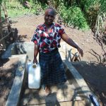 The Water Project: Buyangu Community, Osundwa Spring -  Ready To Head Home