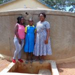 The Water Project: Lugango Primary School -  Laura Mary And Mrs Mideva