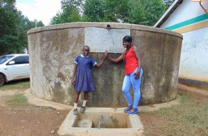 The Water Project:  Purity With Field Officer Jemmimah Khasoha