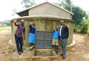 The Water Project:  Field Officer Victor Musemi Joins The Photo