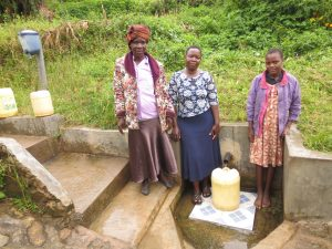 The Water Project:  Annet Betty And Lilian