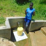 The Water Project: Chegulo Community, Werabunuka Spring -  Ruth Ojiado